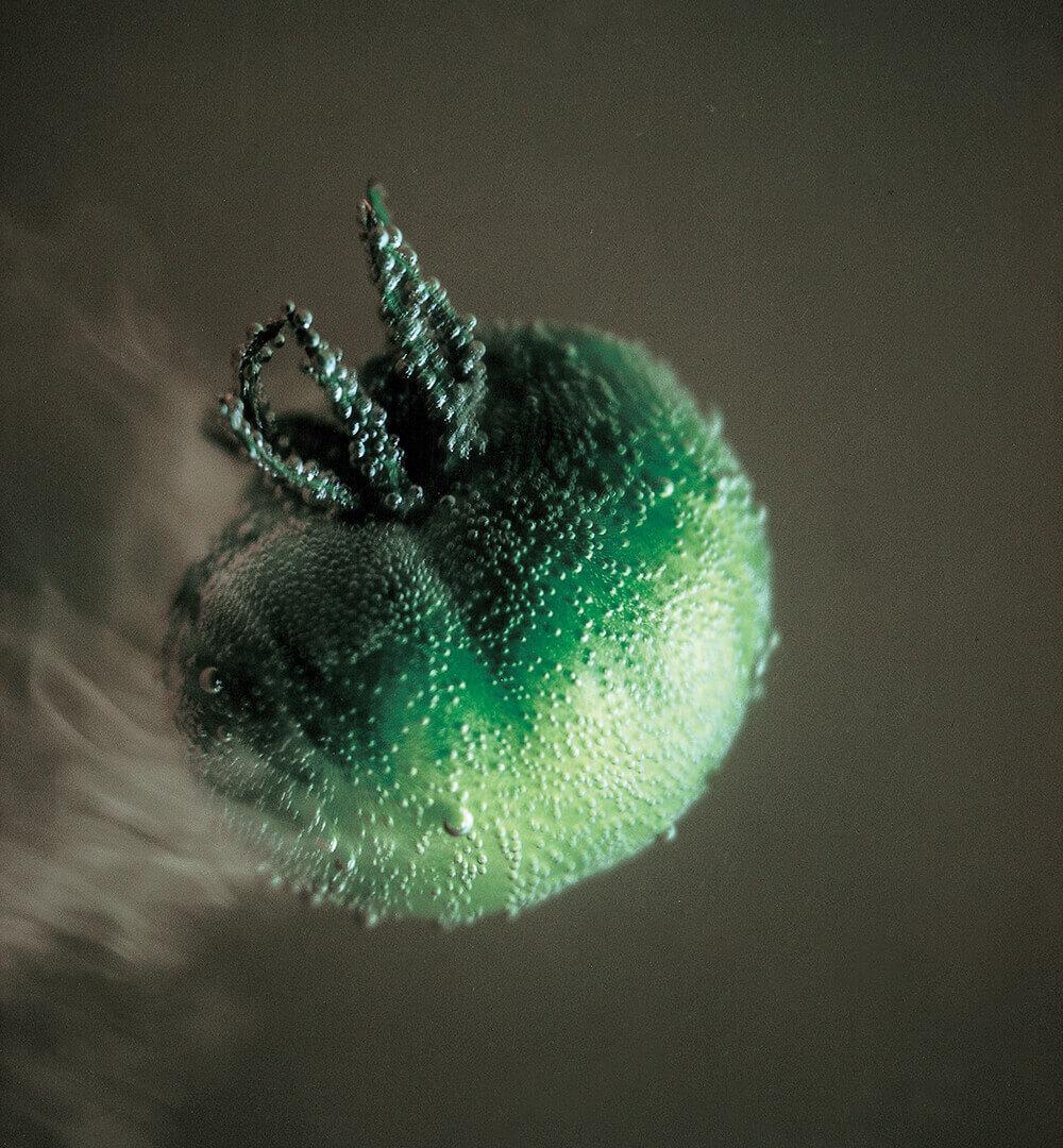 炭酸泉の泡